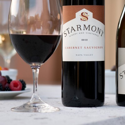 Starmont Wines and food