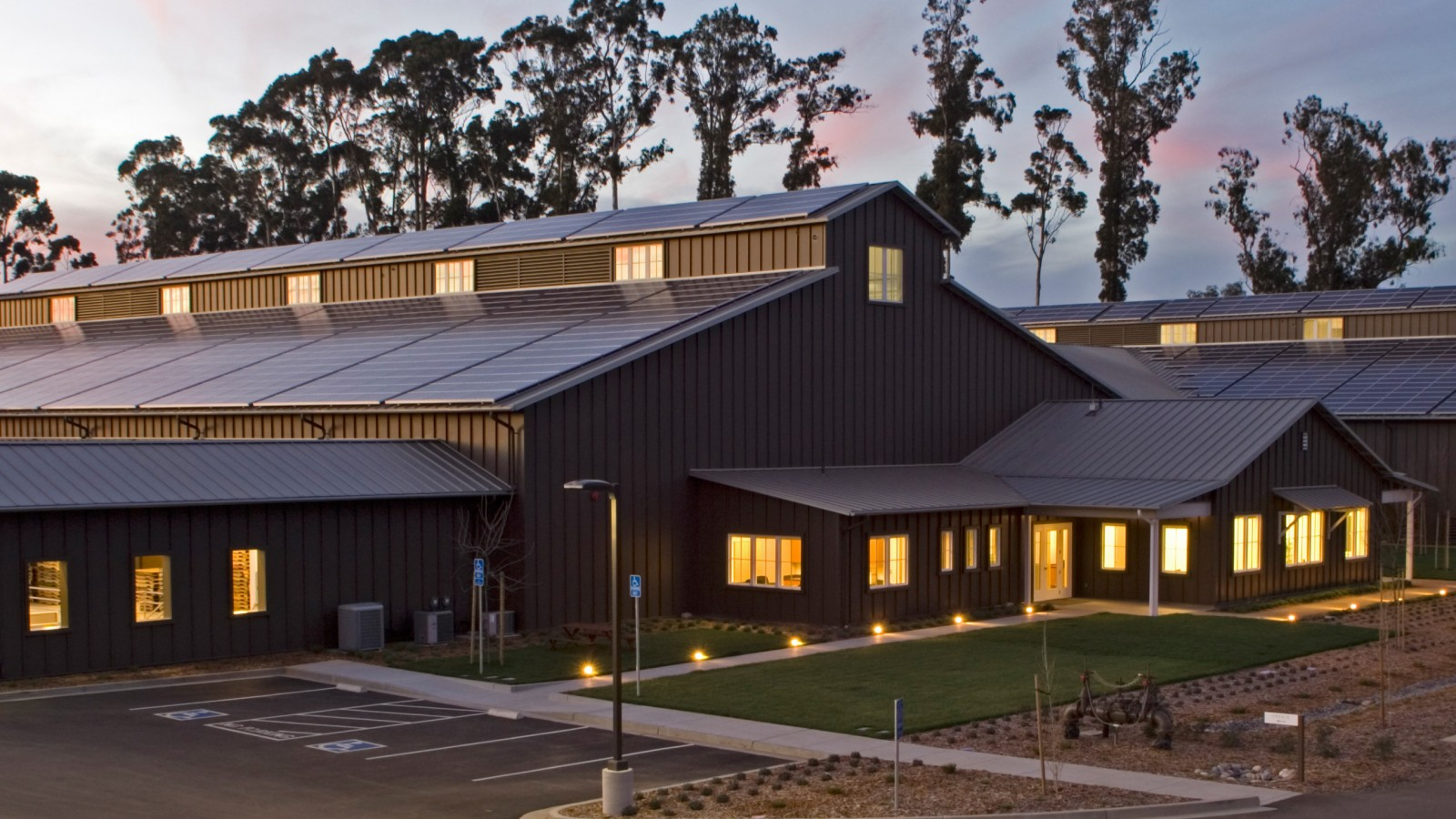 Starmont Winery location